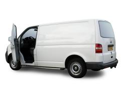 Volkswagen Bestelbus zijkant