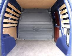 Volkswagen Caddy inhoud
