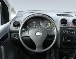 Volkswagen Caddy interieur