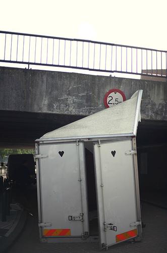Bovenhoofdseschade Viaduct