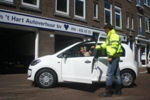 Autoverhuur Schiedam bij Van 't Hart in Rotterdam