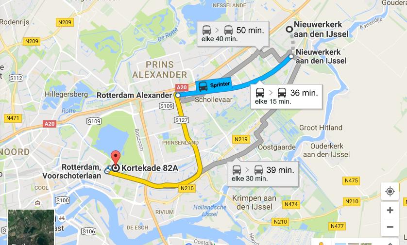 autoverhuur-nieuwerkerk-aan-den-ijssel-routebeschrijving-ov