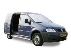 Volkswagen Caddy schuifdeur