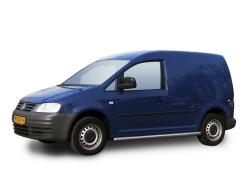 Verhuiswagen Volkswagen Caddy