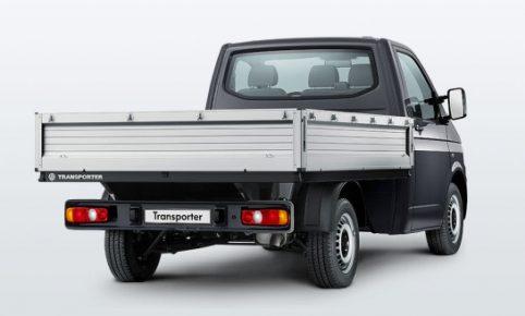 Volkswagen Pick-Up Enkele Cabine