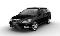 Skoda Octavia Combi diesel 5 deurs gezinsauto zakenauto