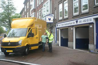 Verhuiswagen Huren Van 't Hart Autoverhuur Rotterdam