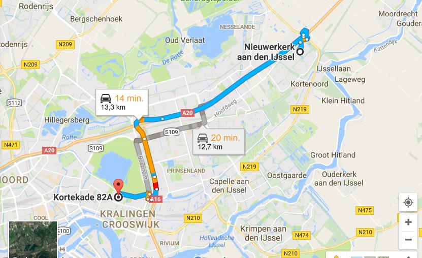 autoverhuur-nieuwerkerk-aan-den-ijssel-routebeschrijving-auto